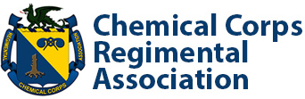 Chemical Corps Regimental Association Logo